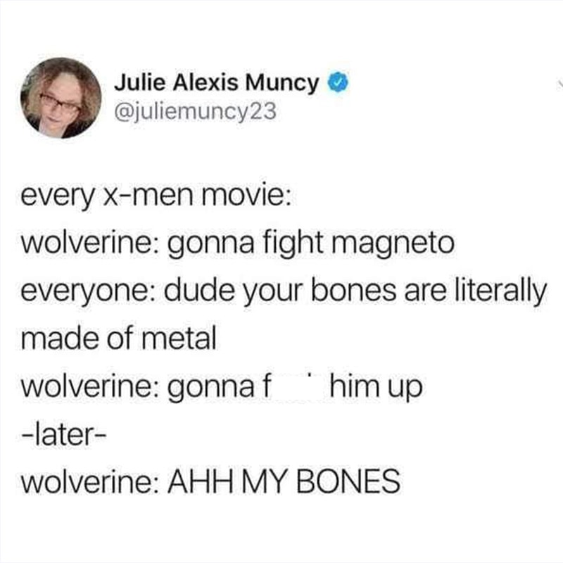 What was Wolverine thinking?